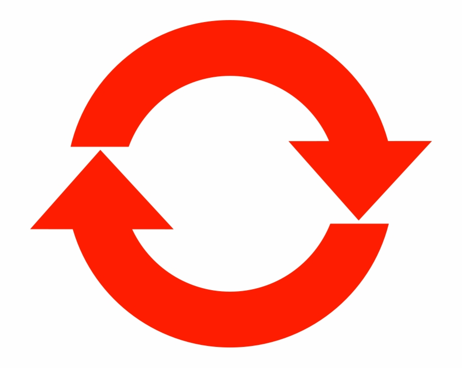 Circle Arrow Icon Red Free PNG Images & Clipart Download #123330.
