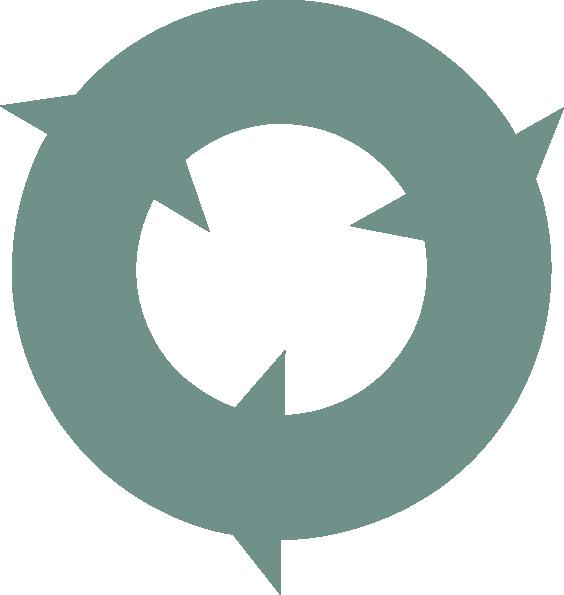 Circular Recycle Arrows Clip Art at Clker.com.
