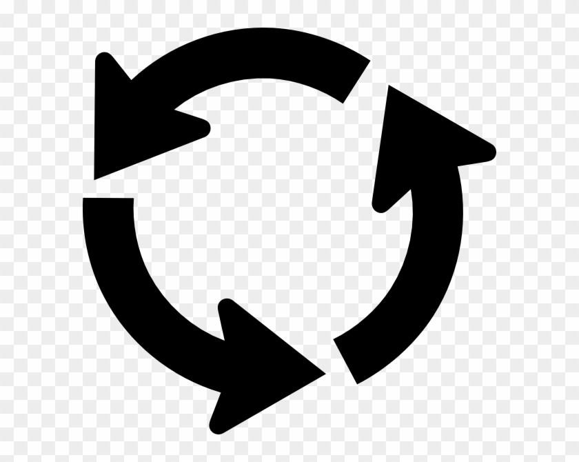 Circle arrows clipart 1 » Clipart Portal.