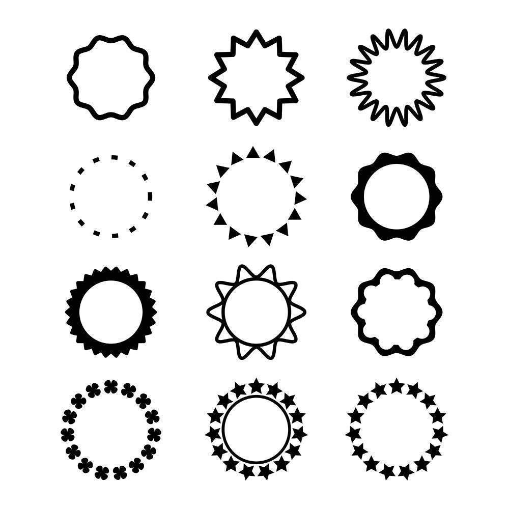 Circles clipart 2 » Clipart Station.