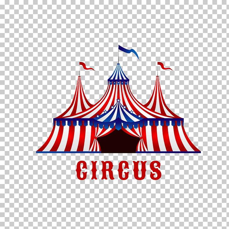 Circus Tent , Circus tent, circus illustration PNG clipart.
