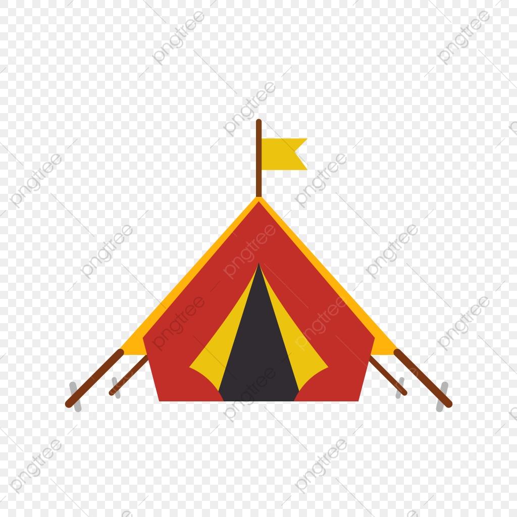 Striped Tent, Tent Clipart, Circus, Tent PNG Transparent Clipart.