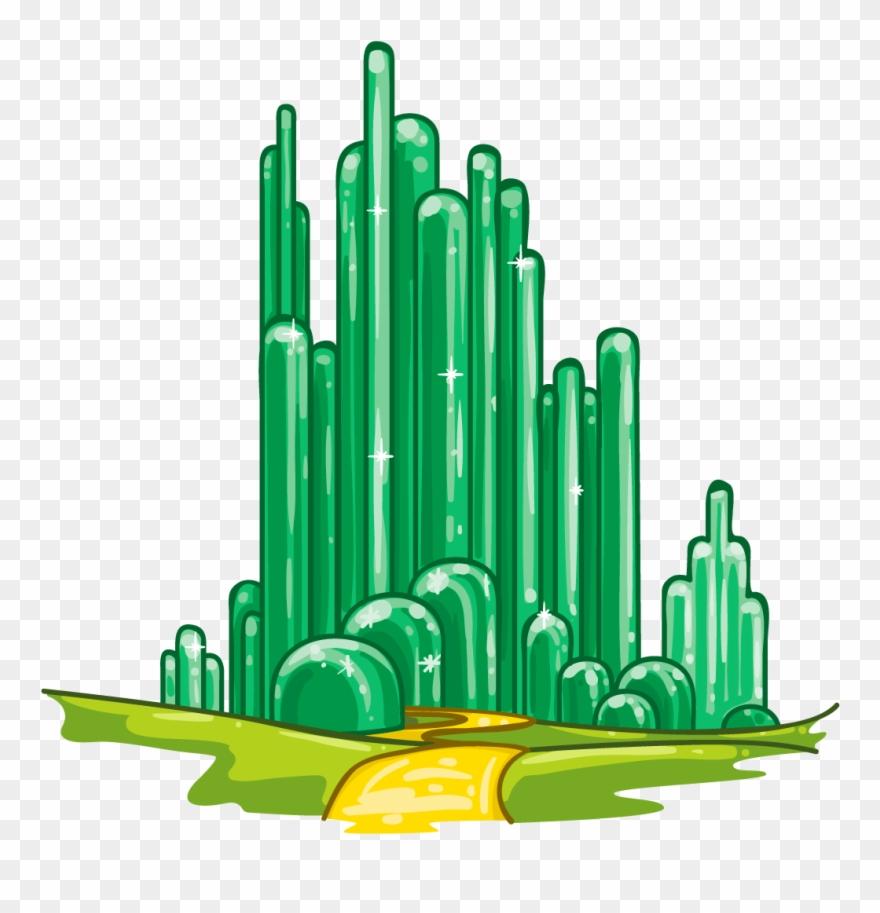 Clip Art Emerald City Clip Art.