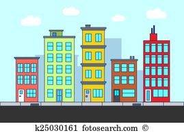 City street clipart 1 » Clipart Station.