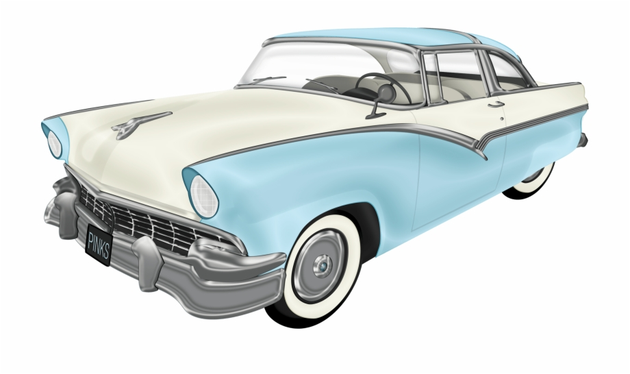 Hd Clipart Classic Cars.