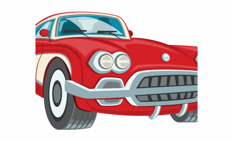 Classic Car Clipart Mustang Car.