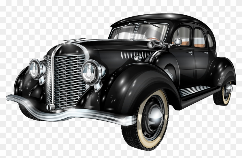 Old Car Clipart Png.