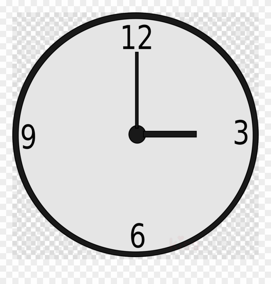 Download Wall Clock Vector Png Clipart Clock Clip Art.