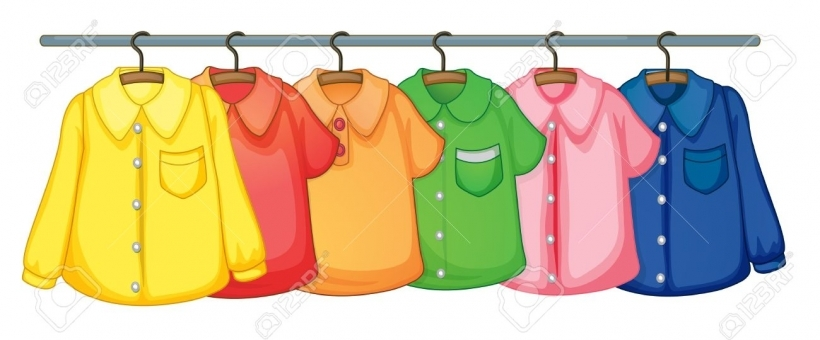 Free Clipart Images Of Clothing.