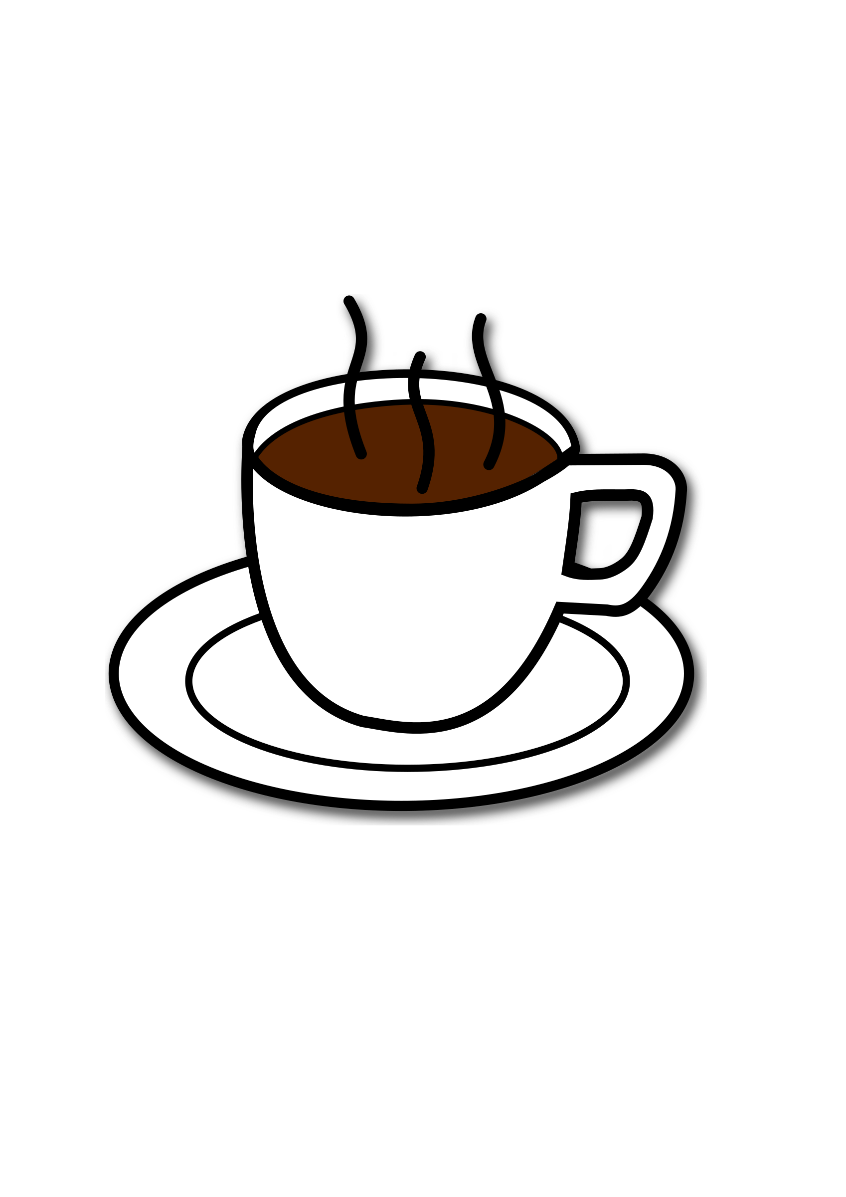 Clipart coffee cup.