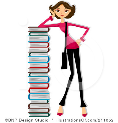 college student clipart 5.