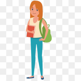 Free download Student Clip art.
