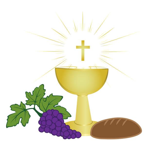 Best Communion Bread Illustrations, Royalty.