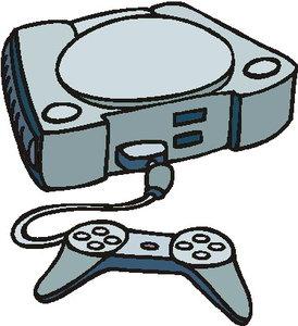 Games Clip Art.