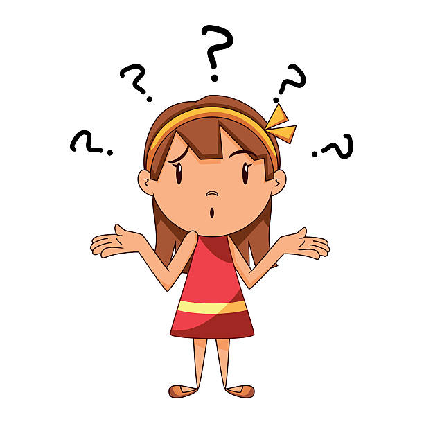 Confused clipart 5 » Clipart Station.