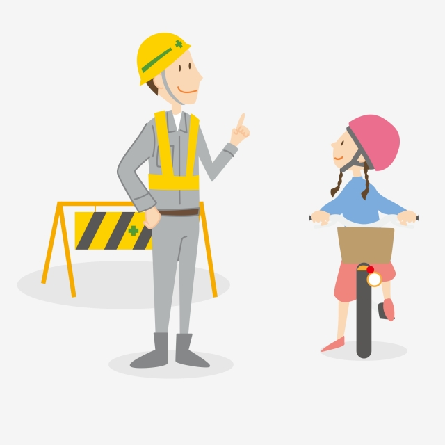 Cartoon Construction Signs, Cartoon Clipart, Construction Clipart.