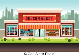 Grocery Store Illustrations And Clipart. 1 #254305.