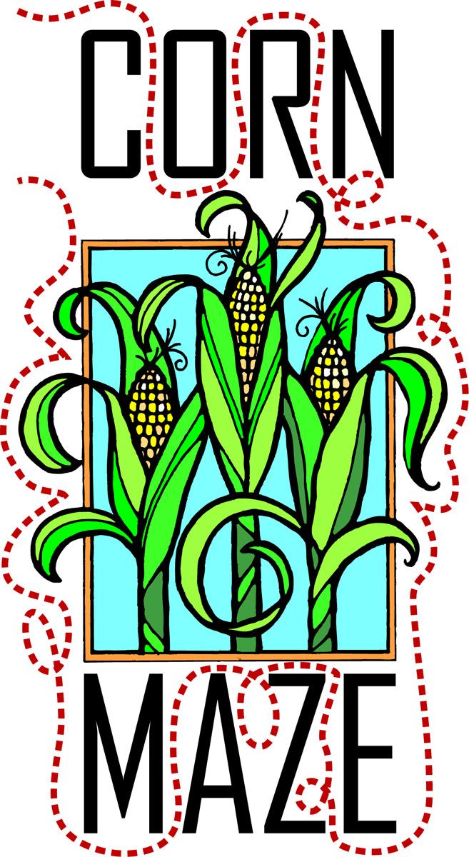 Corn Maze Clip Art.