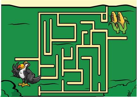 88 Corn Maze Stock Vector Illustration And Royalty Free Corn Maze.