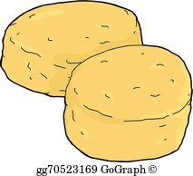 Cornbread Clip Art.