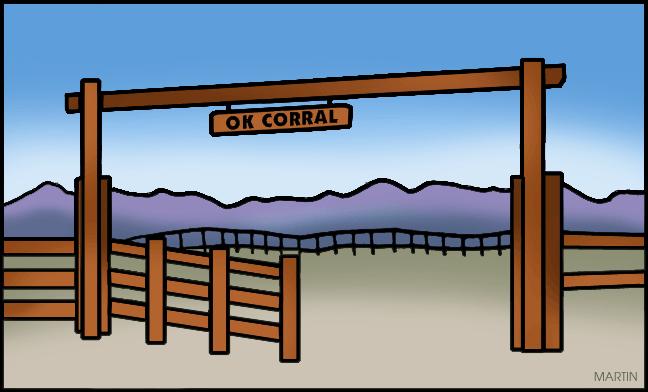 Corral Cliparts.