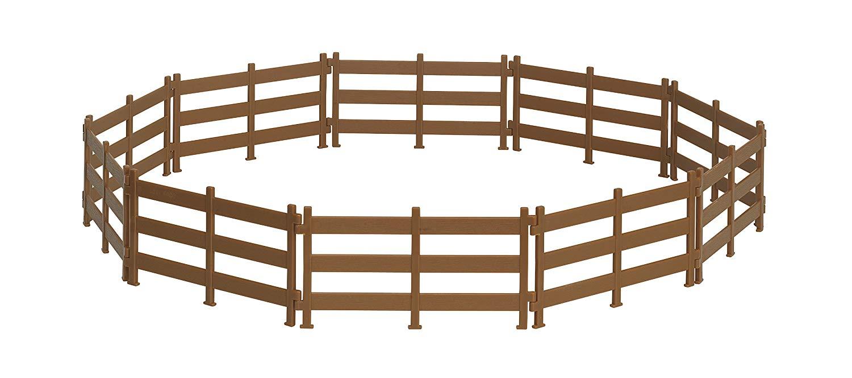 Buy Breyer Classics Horse Corral Fencing Accessories Set (1:12 Scale.