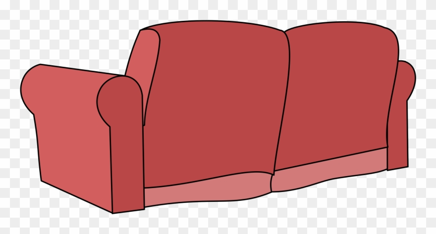Kisspng Chair Couch Living Room Clip Art Sofa Clipart.