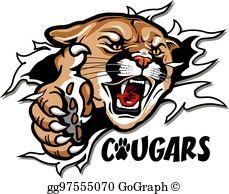 Cougars Clip Art.