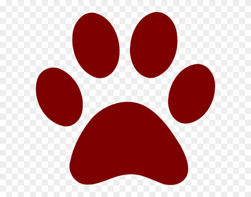 Free Cougar Paw Print Download Clip Art.