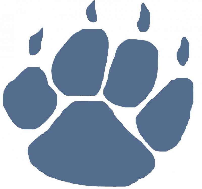 Free Cougar Paw Print, Download Free Clip Art, Free Clip Art on.