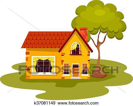 Country house clipart 7 » Clipart Portal.