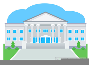 Free Courthouse Clipart.