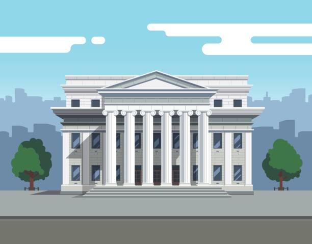 Best Supreme Court Building Illustrations, Royalty.