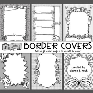 Borders and Frames.