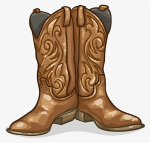 Cowboy Boot PNG Images.
