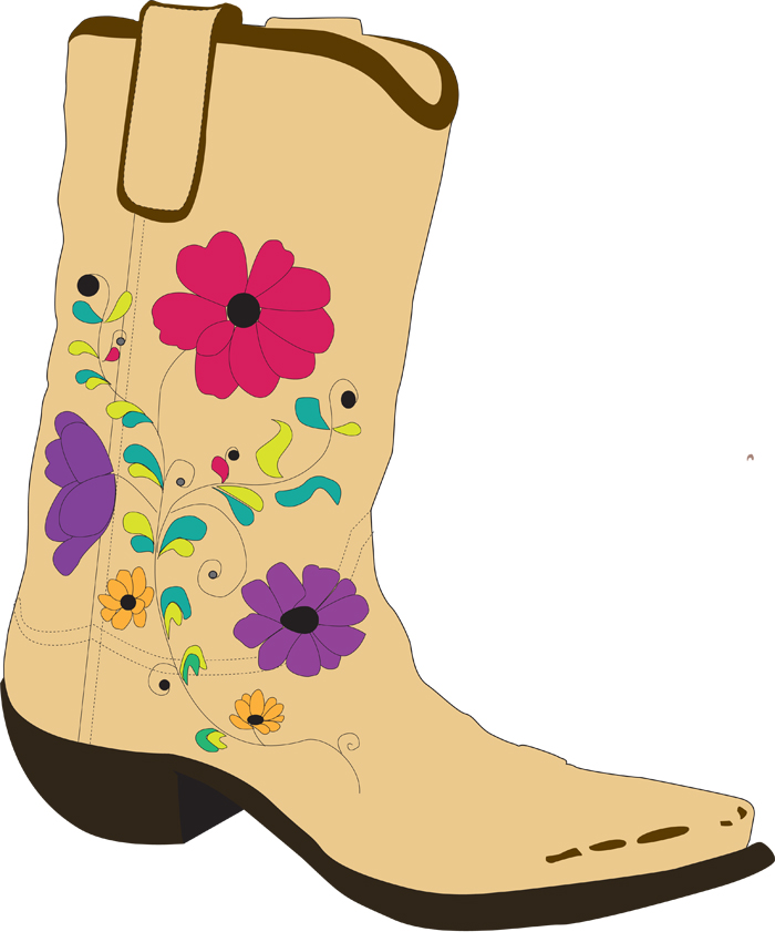 Free Cowboy Boot Images, Download Free Clip Art, Free Clip Art on.