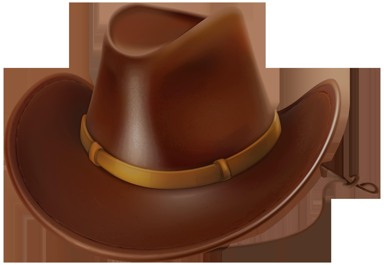Cowboy Hat PNG Clip Art Image.