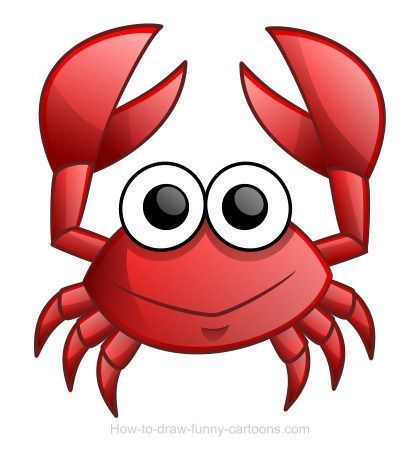 Cute hermit crab clipart free.