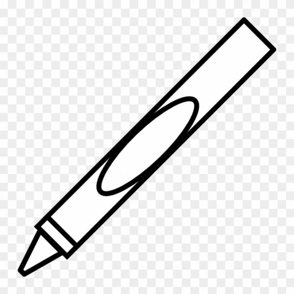 Crayon Clip Art.