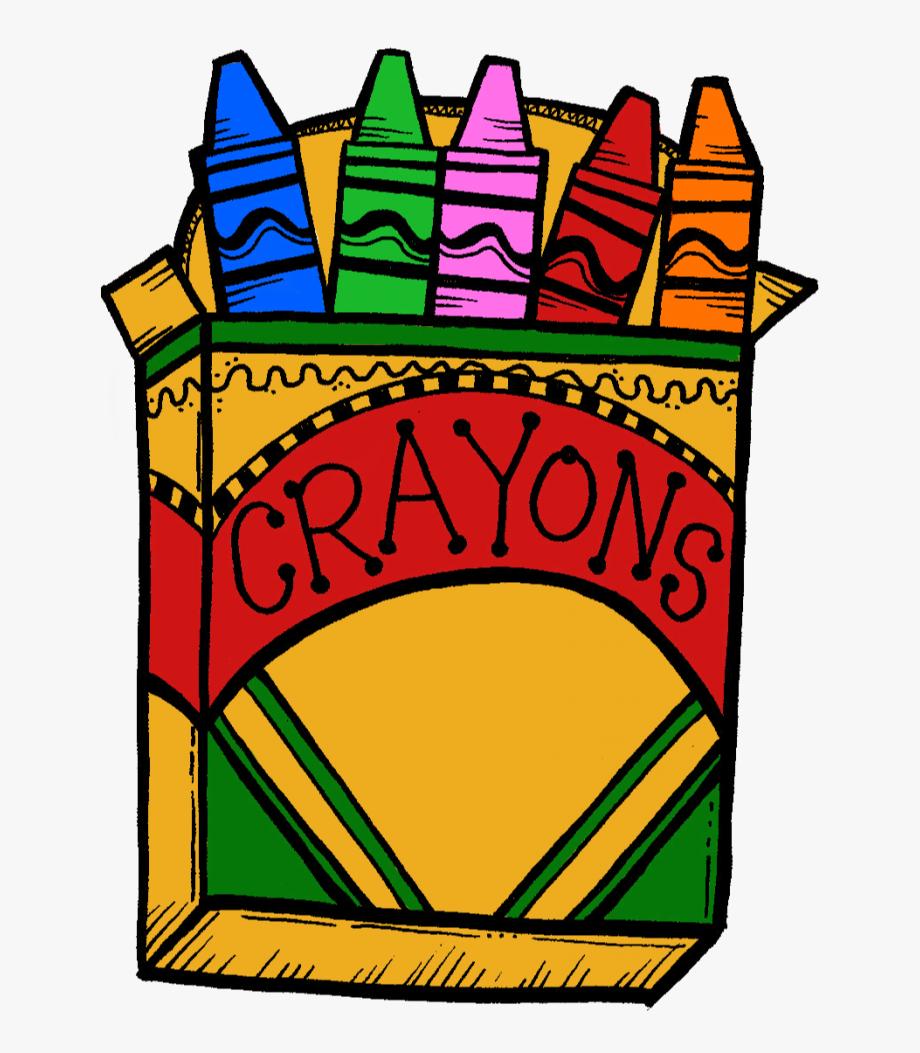 Shapes Clipart Crayon.