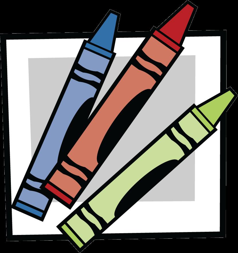 Gray Crayon Blue Good With Fabulous Transparent Crayons Clipart.