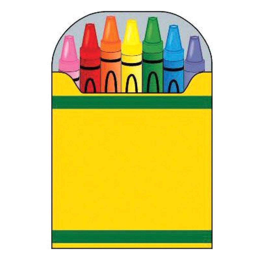 Crayola crayons clipart 4 » Clipart Station.