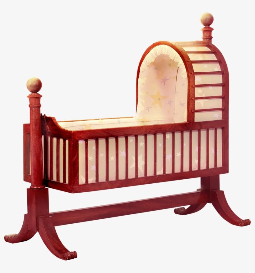 Crib Clipart Cradle.