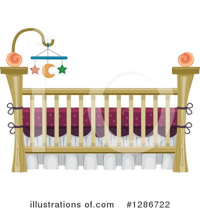 Crib Clipart #1286722.