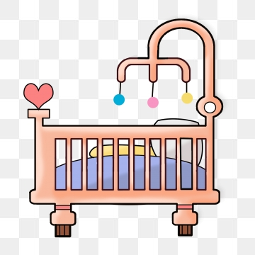 Crib Png, Vector, PSD, and Clipart With Transparent Background for.