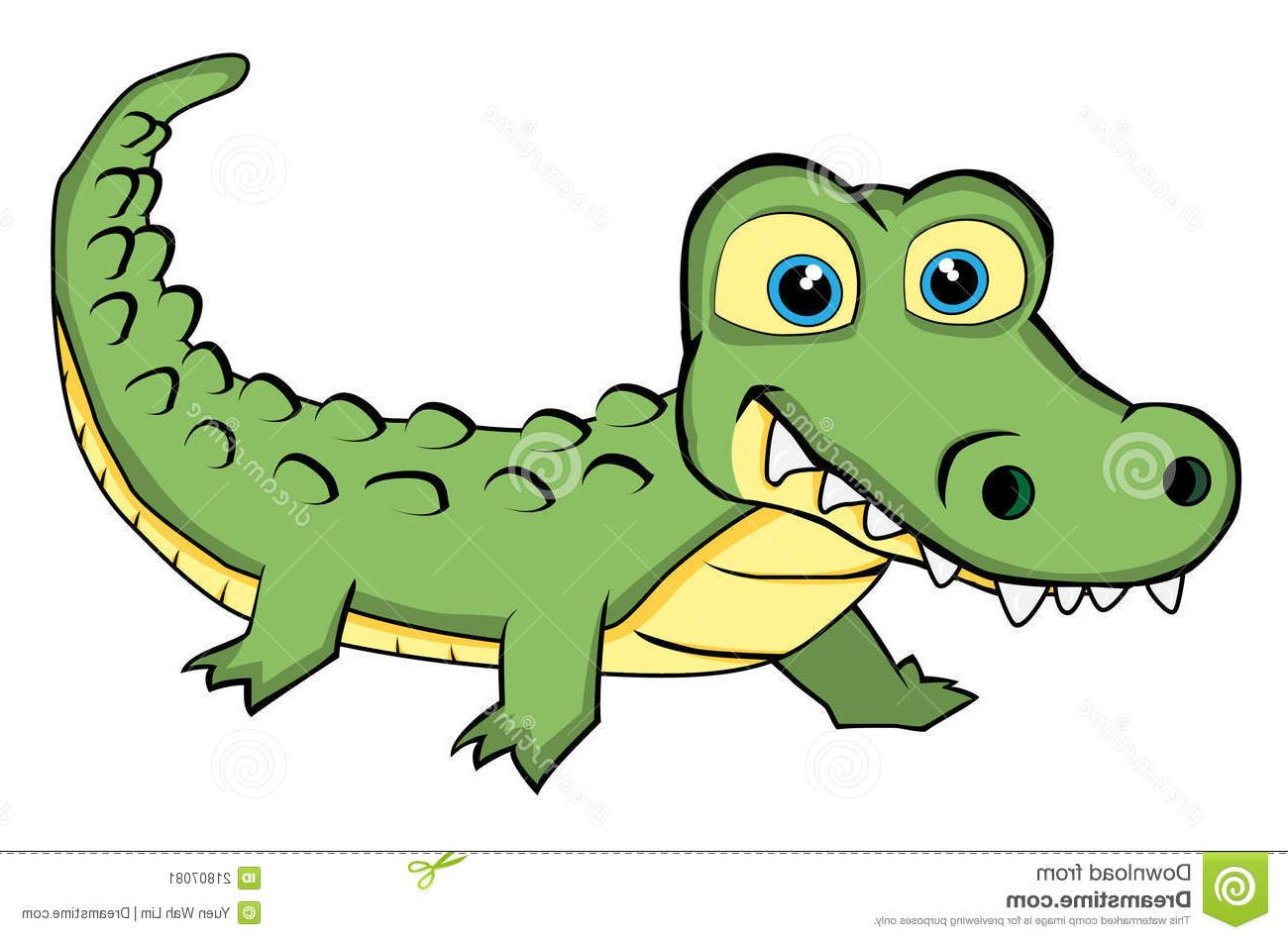 Crocodile clipart images 9 » Clipart Station.
