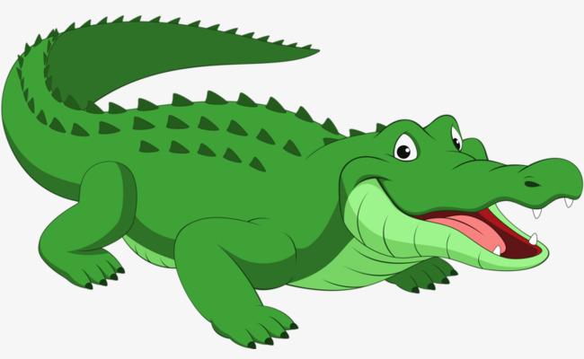 Clipart crocodile 2 » Clipart Station.