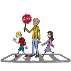 Crossing Guard Clipart (107+ images in Collection) Page 1.