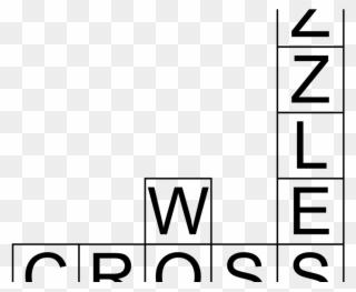 Download Clip Art Crossword.