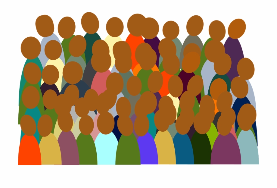 Clipart Crowd Free PNG Images & Clipart Download #536607.